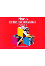 Kjos Bastien Piano Basics for the Young Beginner, Primer A