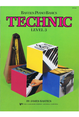 Kjos Bastien Piano Basics Technic Level 3 *