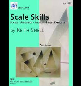 Kjos Scale Skills, Level 7