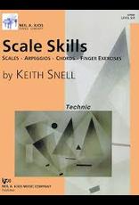 Kjos Scale Skills, Level 6