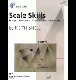 Kjos Scale Skills, Level 10