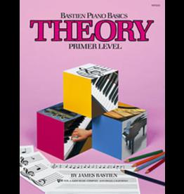 Kjos Bastien Piano Basics Theory Primer Level *