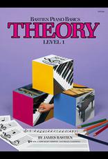 Kjos Bastien Piano Basics Theory Level 1 *