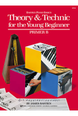 Kjos Bastien Piano Basics Theory & Technic for the Young Beginner Primer B
