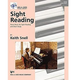 Kjos Sight Reading by Keith Snell Level 8