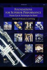 Kjos Foundations for Superior Performance, Trombone