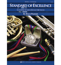 Kjos Standard of Excellence Book 2 Trumpet