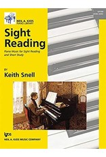 Kjos Sight Reading by Keith Snell Level 9