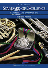 Kjos Standard of Excellence Book 2 Flute