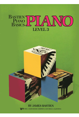 Kjos Bastien Piano Basics Piano Level 3 *