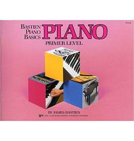 Kjos Bastien Piano Basics Piano Primer Level *
