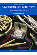 Kjos Standard of Excellence Book 2 Trombone