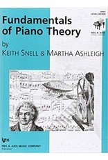 Kjos Fundamentals of Piano Theory, Level 7 Keith Snell