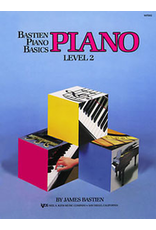 Kjos Bastien Piano Basics Piano Level 2 *
