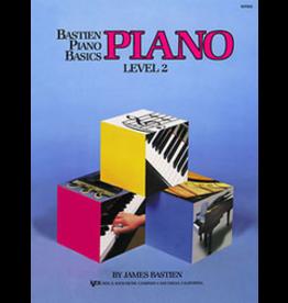Kjos Bastien Piano Basics Piano Level 2 *