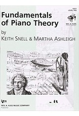 Kjos Fundamentals of Piano Theory, Level 10 Keith Snell