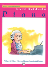 Alfred Alfred's Basic Piano Library Recital Book Level 4 *