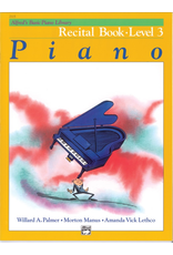 Alfred Alfred's Basic Piano Library Recital Book Level 3 *