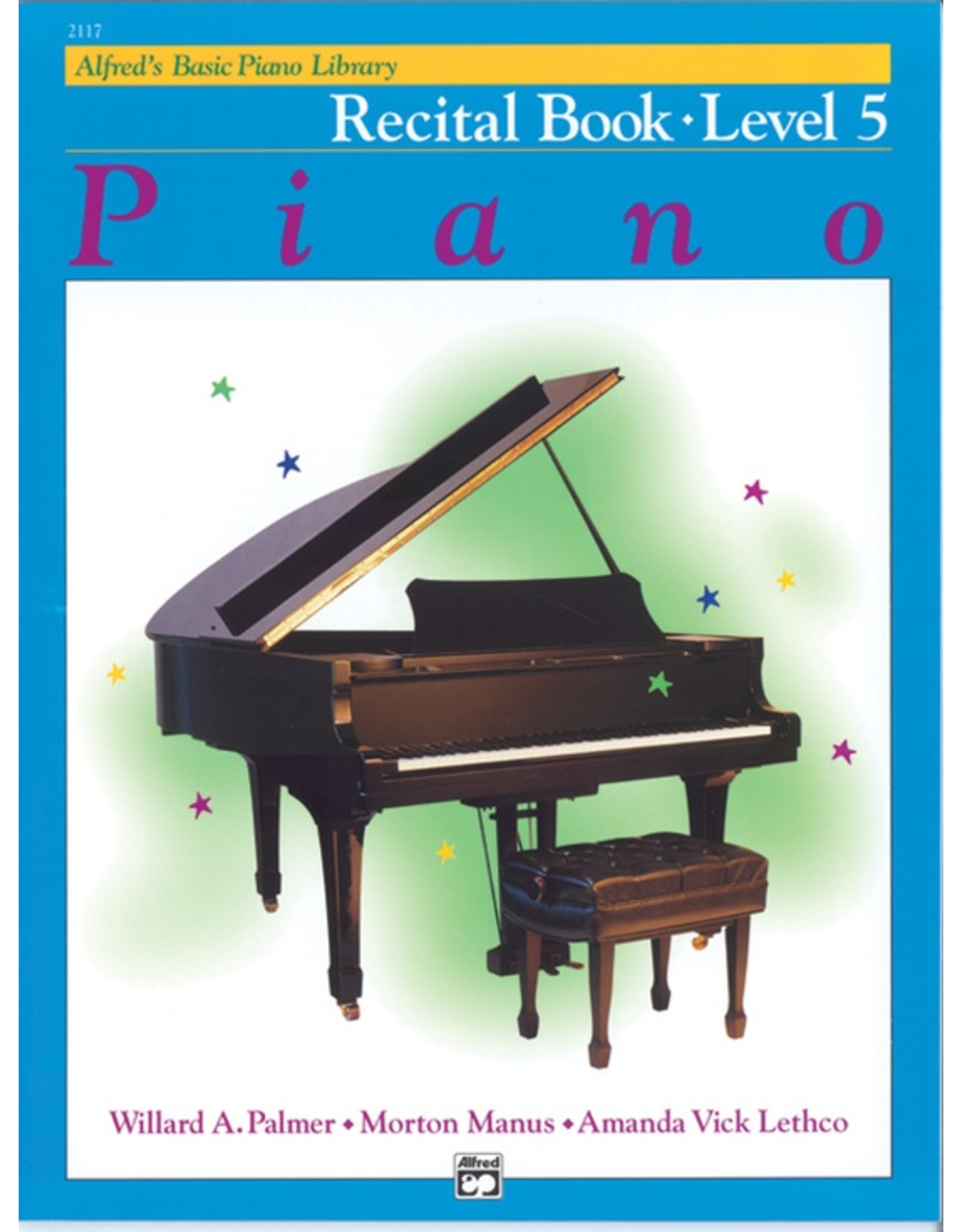 Alfred Alfred's Basic Piano Library Recital Book Level 5 *