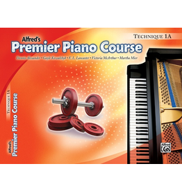 Alfred Alfred's Premier Piano Course Technique Book 1A