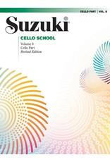 Alfred Suzuki Cello School Volume 8 (Revised Edition)