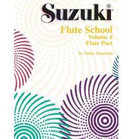 Alfred Suzuki Flute School Flute Part, Volume 6