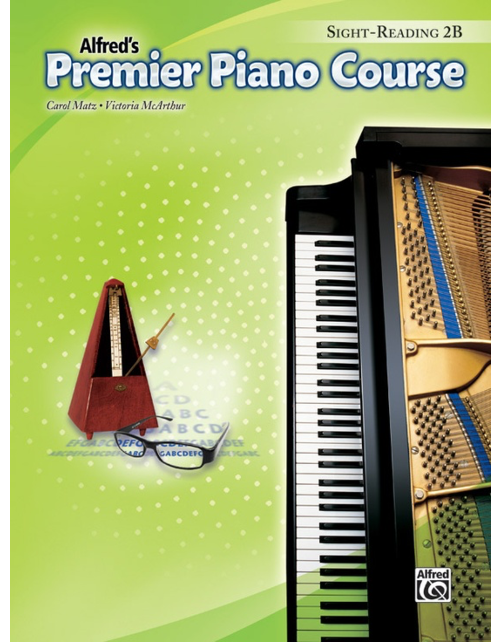 Alfred Alfred's Premier Piano Course Sight-Reading 2B