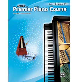 Alfred Alfred's Premier Piano Course Sight-Reading 2A