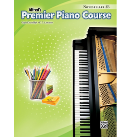 Alfred Alfred's Premier Piano Course Notespeller 2B