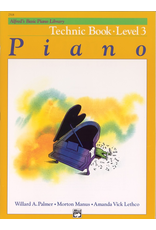 Alfred Alfred's Basic Piano Library Technic Book Level 3 *