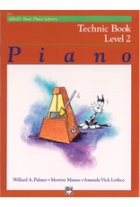 Alfred Alfred's Basic Piano Library Technic Book Level 2 *