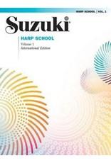 Alfred Suzuki Harp School, Volume 1 Harp Part