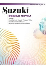Alfred Suzuki Viola Ensembles for Viola Volume 2 Revised Edition