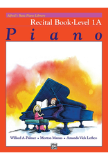 Alfred Alfred's Basic Piano Library Recital Level 1A * #