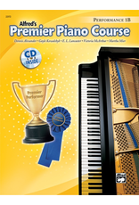 Alfred Alfred's Premier Piano Course Performance Book 1B CD Included