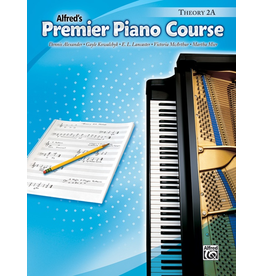 Alfred Alfred's Premier Piano Course Theory Book 2A