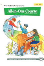 Alfred Alfred's Basic Piano Library All in One Course, Book 2