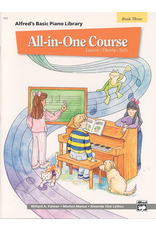 Alfred Alfred's Basic Piano Library All in One Course, Book 3