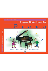Alfred Alfred's Basic Piano Library Lesson, Level 1A *