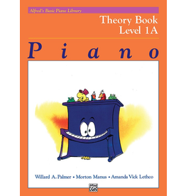 Alfred Alfred's Basic Piano Library Theory Level 1A *