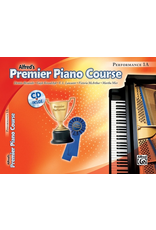 Alfred Alfred's Premier Piano Course Performance Book 1A CD Included