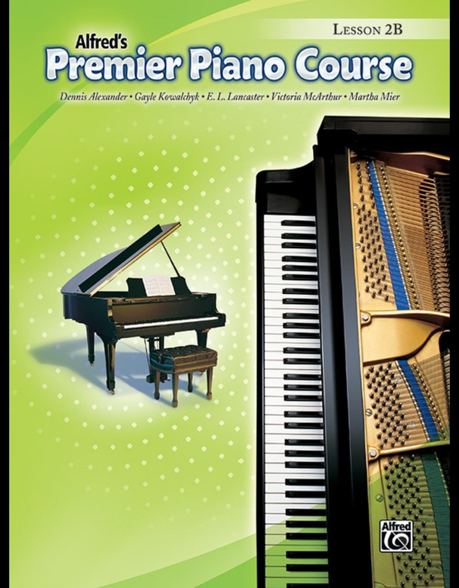 Alfred Alfred's Premier Piano Course Lesson Book 2B