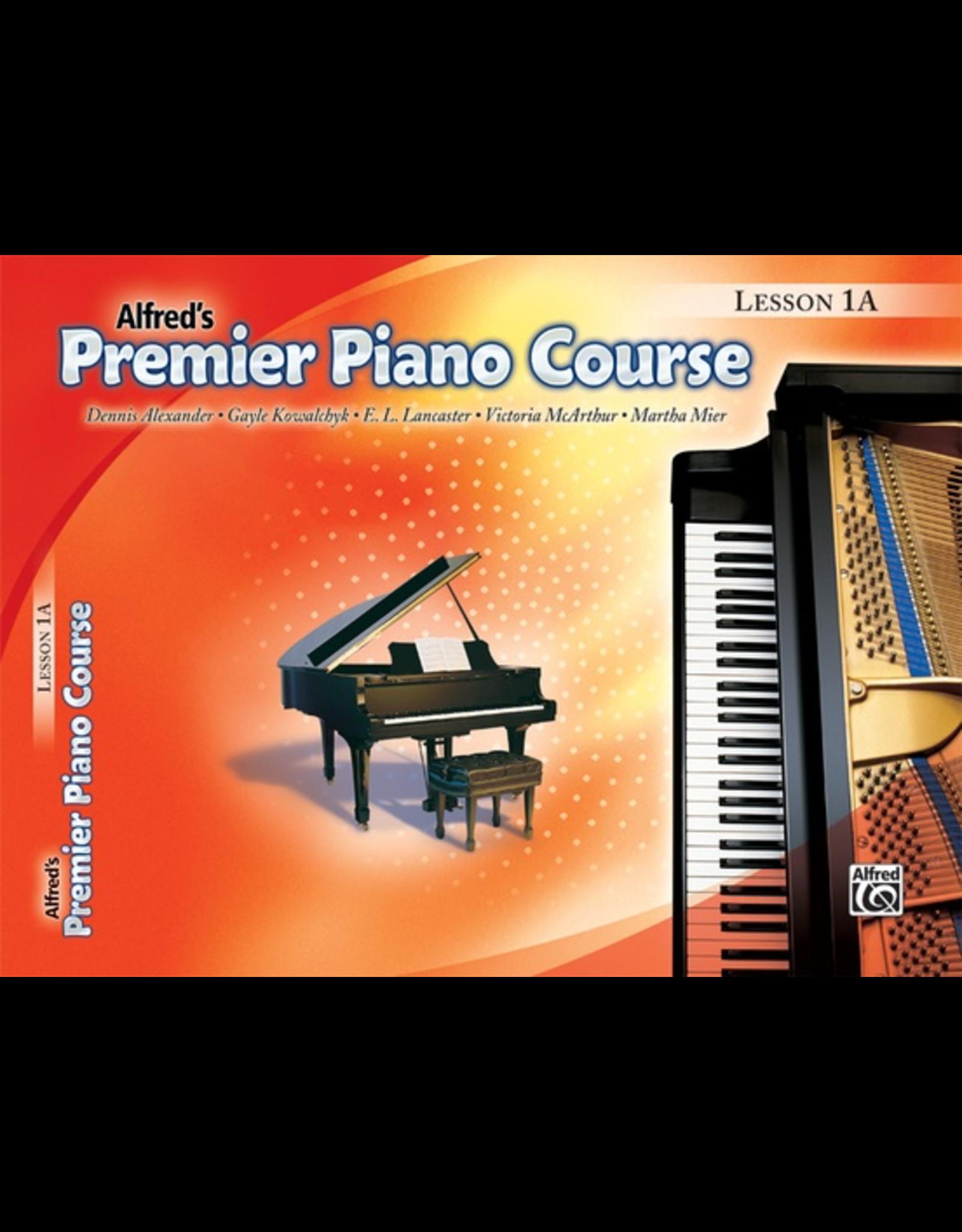Alfred Alfred's Premier Piano Course Lesson Book 1A