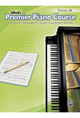 Alfred Alfred's Premier Piano Course Theory Book 2B