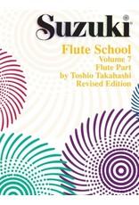 Alfred Suzuki Flute School Flute Part, Volume 7