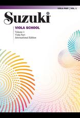 Alfred Suzuki Viola School Viola Volume 1 Revised Edition