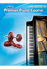 Alfred Alfred's Premier Piano Course Technique Book 2A