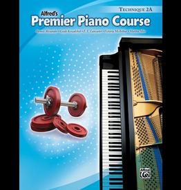 Alfred Alfred's Premier Piano Course Technique Book 2A