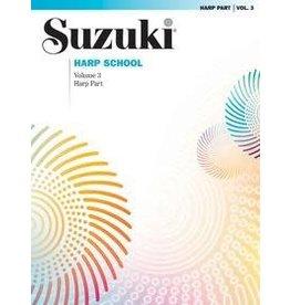 Alfred Suzuki Harp School, Volume 3 Harp Part