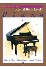 Alfred Alfred's Basic Piano Library Recital Book Level 6 *